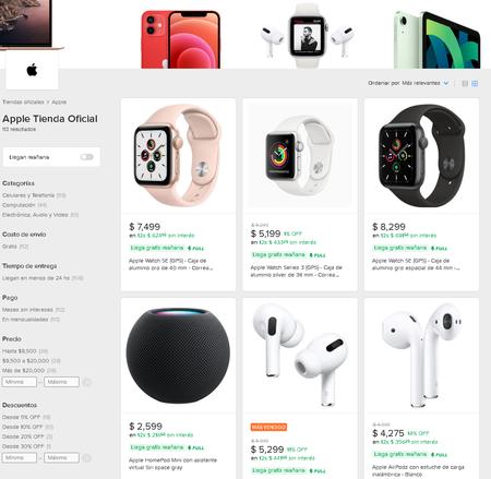 Apple Tienda Oficial Mercado Libre