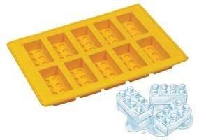 Cubitos con forma de piezas de Lego