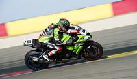 Tests Motorland Aragón: Tom Sykes arrasa también con los nuevos Pirelli
