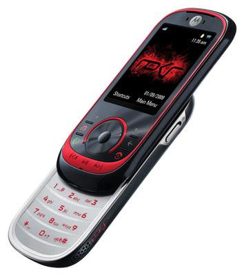 Motorola ROKR EM35, móvil musical