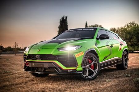 Lamborghini Urus St X 2020 2