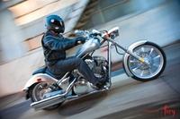 Honda Fury, Chopper a la japonesa