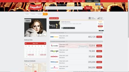 Así es Taquilla.com, la startup española que quiere convertirse en el Trivago de las entradas