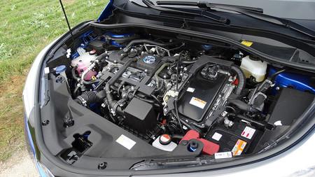 Prueba Toyota C Hr Motor