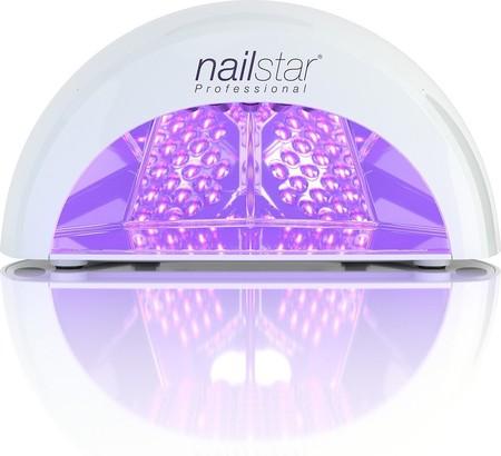 Oferta flash en Amazon: Lámpara LED profesional para uñas rebajada de 35,99 euros a sólo 26,99 euros