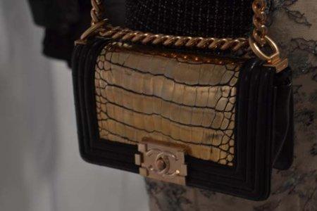 Serpiente Chanel colección Primavera-Verano 2012