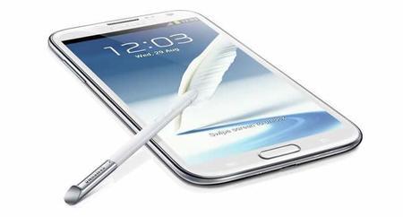 El Samsung Galaxy Note 2 comienza a recibir Android 4.3