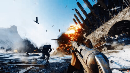Battlefield Captura