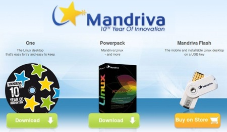 Disponible Mandriva Linux 2009