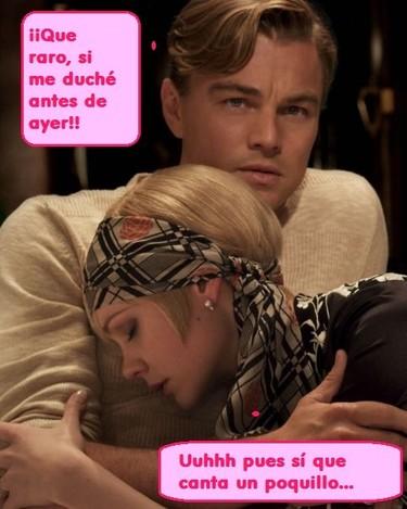 ¿Será cierto que a Leonado DiCaprio le canta la aleta por bulerías?