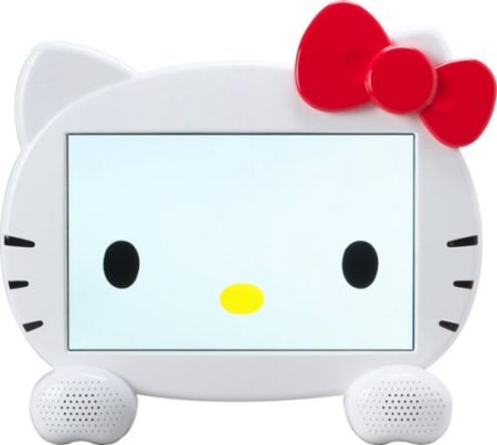 Televisor de Hello Kitty