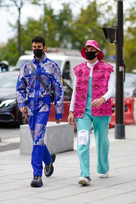El Mejor Street Style De La Semana Trendencias Hombre B