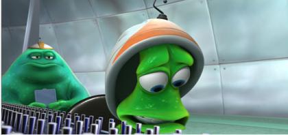 'Lifted', primeras imágenes del nuevo corto de Pixar