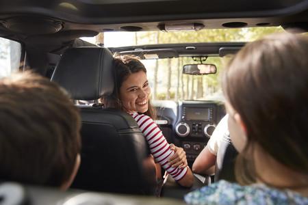 Los viajes familiares en coche y autocaravana nos hacen más felices