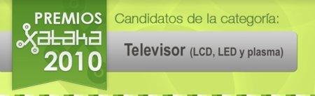 Mejor televisor de 2010: vota tus favoritos