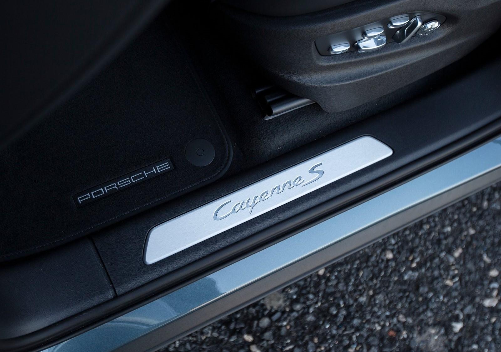 Foto de Porsche Cayenne 2019 (7/7)