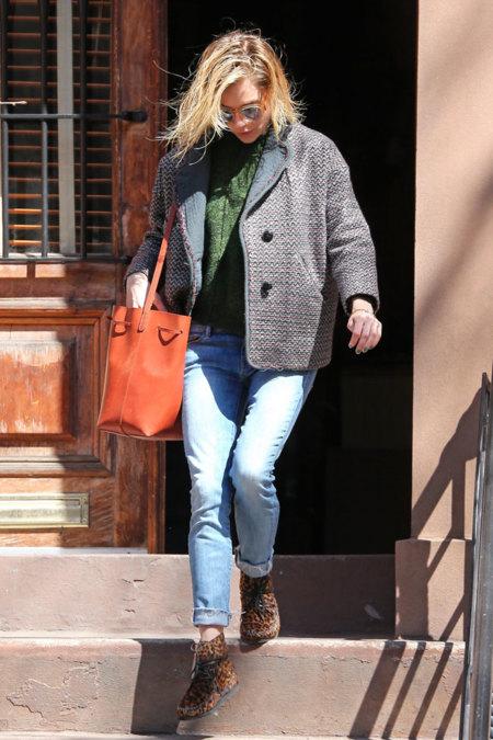 Sienna Miller Looks Calle bolso