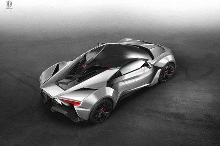 W Motors Fenyr Supersport, un superdeportivo de más de 900 CV