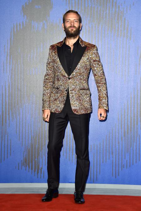 Alessandro Borghi Red Carpet Venice Film Festival 3