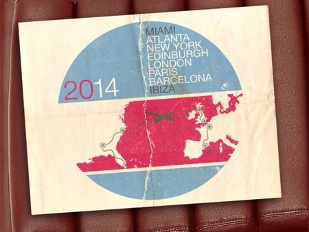 La Gumball 3000 de 2014 irá de Miami a Ibiza