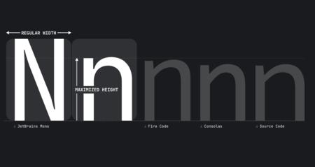 JetBrains publica una tipografía open source especialmente diseñada para desarrolladores