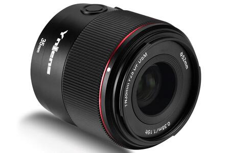Yongnuo 35mm F2 con autofoco: así es el nuevo objetivo para cámaras full-frame de Sony