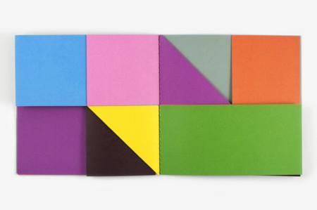¡Adiós a los libros para colorear! Ahora los que se llevan son los de origami