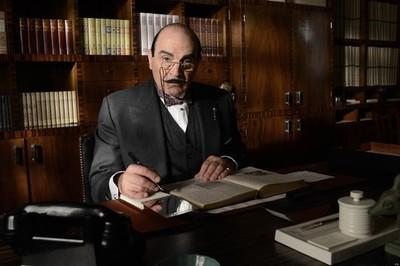 Vuelve Hércules Poirot en 'Los crímenes del monograma'