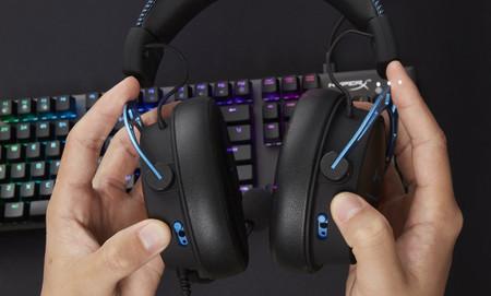 HyperX presenta su nuevo auricular gaming, el Cloud Alpha S con sonido virtual 7.1