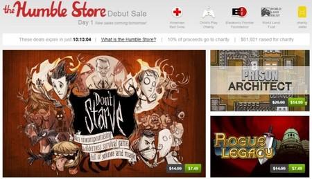 Humble Store, la nueva tienda de juegos de Humble Bundle
