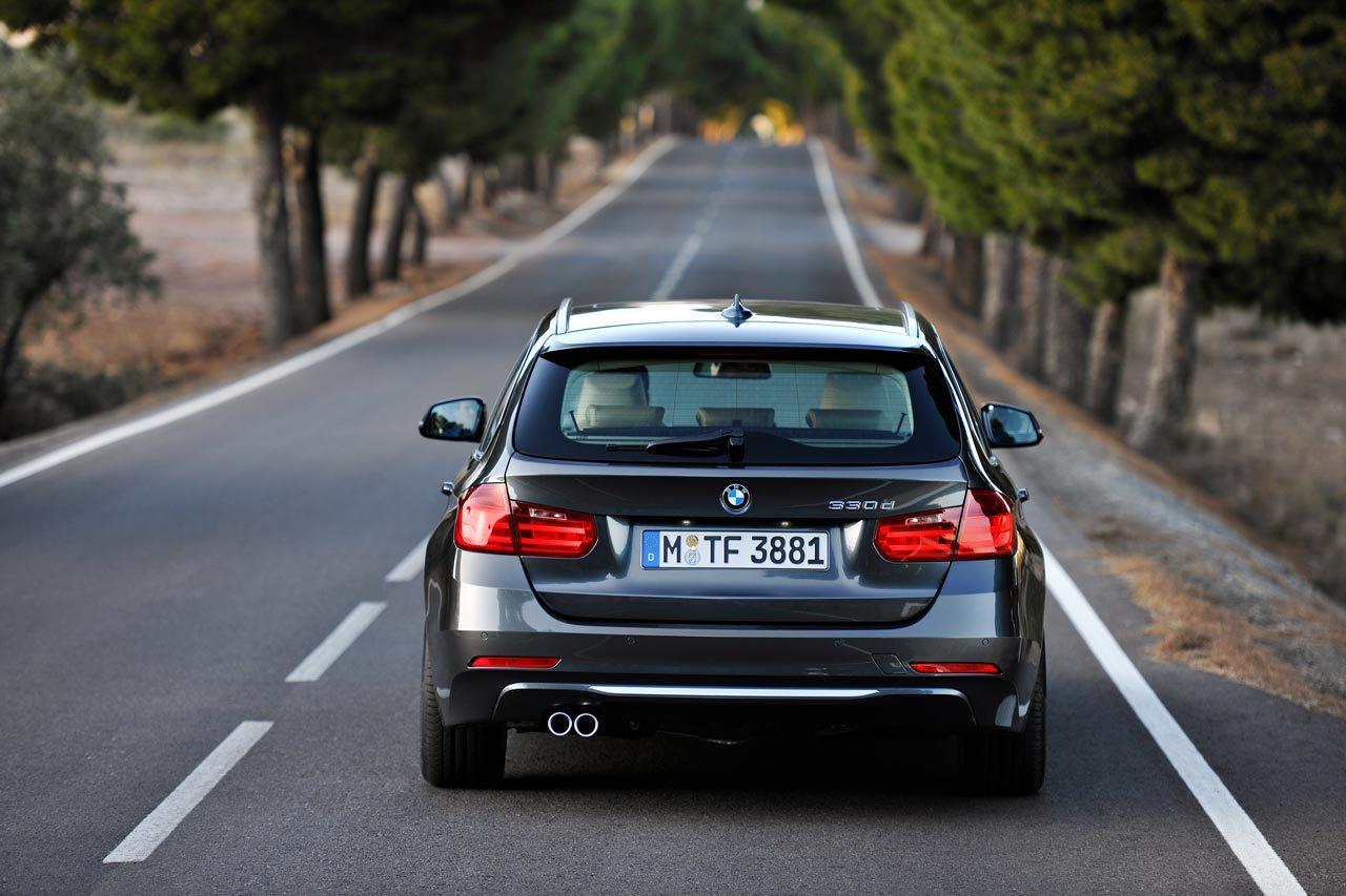 Foto de BMW Serie 3 Touring 2012 (7/43)