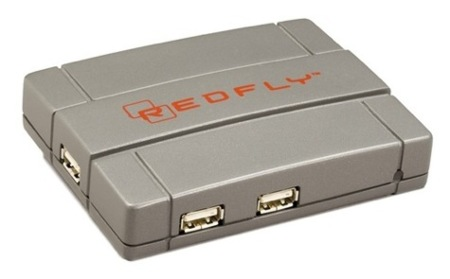RedFly: dock, por software y compatibilidad con Android