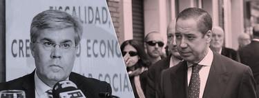 Lo mediático es Zaplana, lo grave es el secretario de Estado de Hacienda imputado por malversación