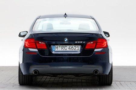 Paquete M Sport para el nuevo BMW Serie 5