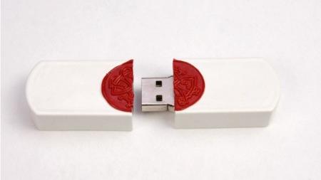 Sella tus memorias USB con lacre