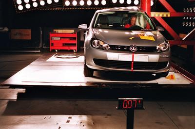 Los coches más seguros de 2009 según EuroNCAP