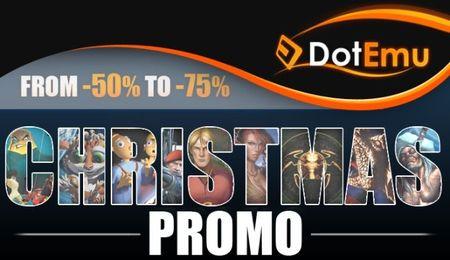 DotEmu también se apunta a las rebajas navideñas con más de 100 juegos con descuentos de hasta el 75%