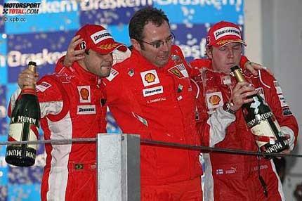 El título de marcas no debe ser consuelo para Ferrari