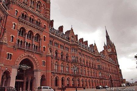 Hotel St. Pancras Renaissance, cinco estrellas con historia en Londres (I)