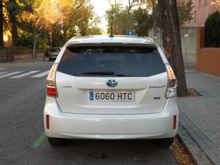 Toyota Prius+ Trasera