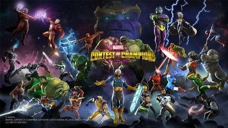 Marvel Batalla de Superhéroes, un juego de luchas con los personajes de los cómics