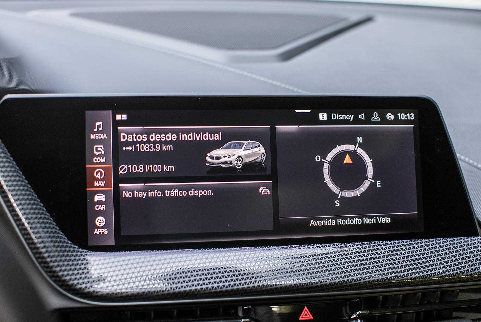 Foto de BMW 118i M Sport (lanzamiento) (21/23)
