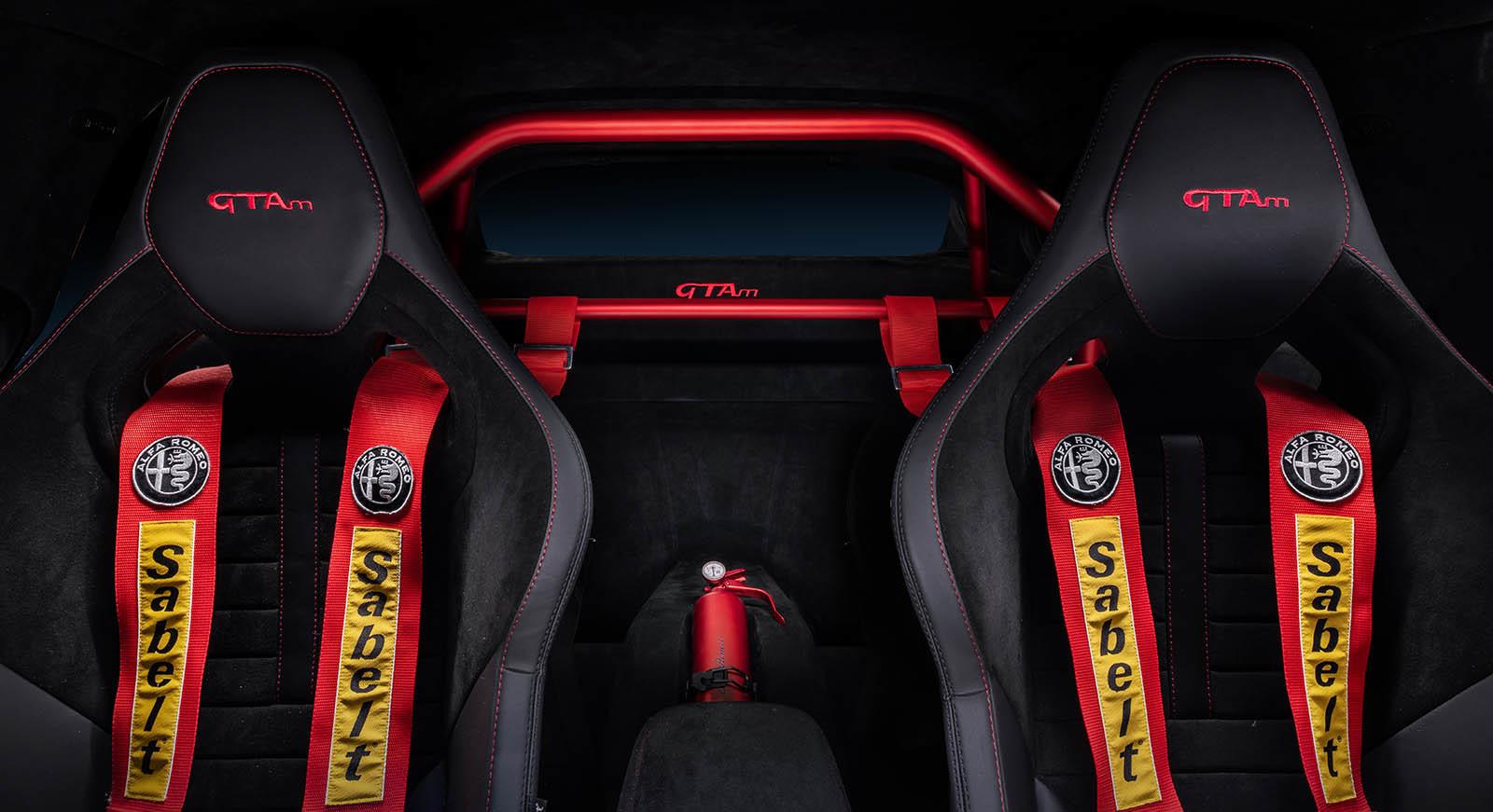 Foto de Alfa Romeo Giulia GTA y GTAm (18/19)
