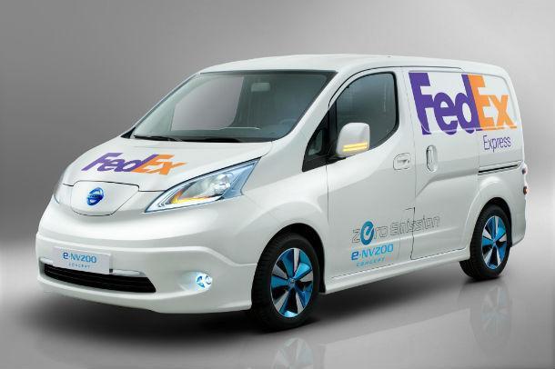 Nissan FedEx concept