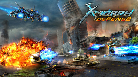 X-Morph Defense, análisis: un Tower Defense se mezcla de forma original con un top down shooter