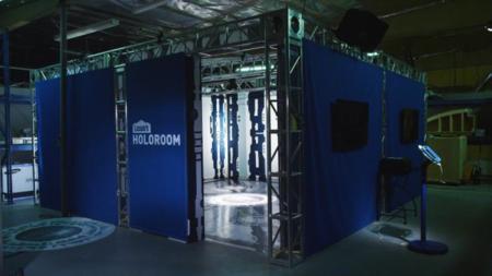 Lowe Holoroom, o cómo quedaría tu próximo salón con realidad aumentada