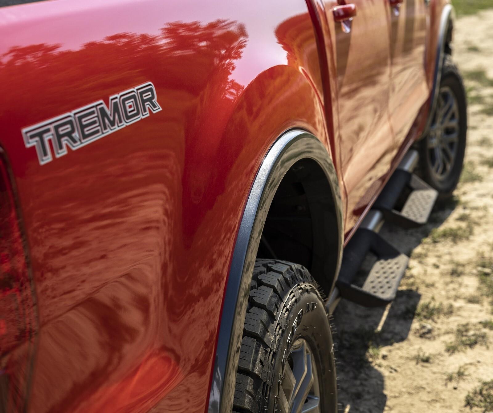 Foto de Ford Ranger Tremor Off-Road (21/28)