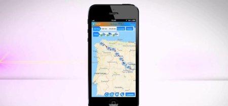 Aplicaciones viajeras: Incidencias en las rutas españolas en tiempo real (y contacto con peatones y ciclistas)