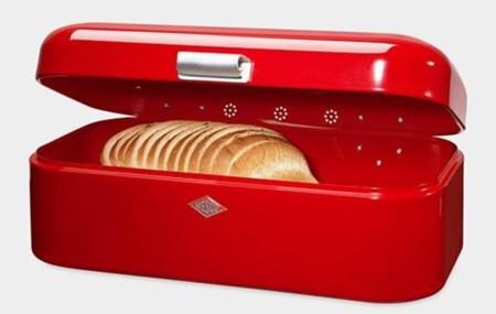 Vuelve la caja de pan de los años 40