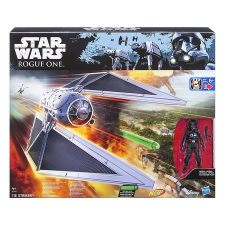 Nerf tie striker de Star Wars Rogue one por sólo 14,99 euros en Amazon